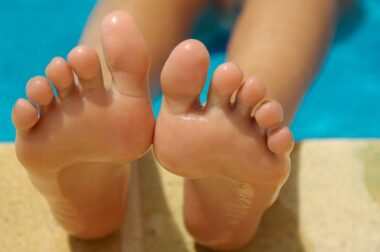 Look after your feet with Chiropody
