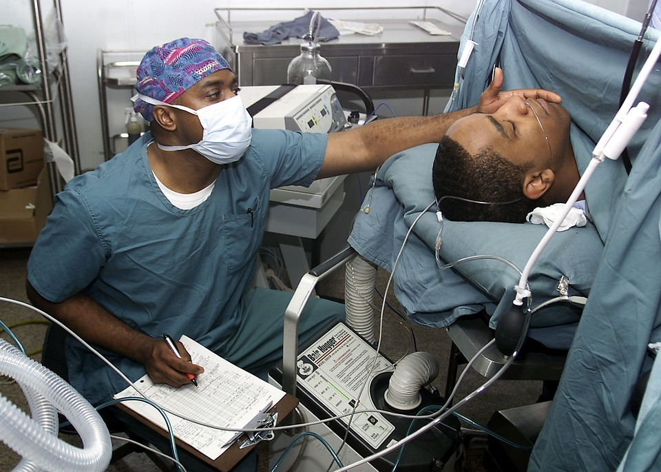 What is an Anaesthetist and what do they do?