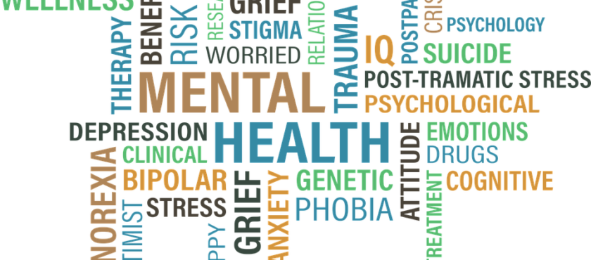 What does psychiatric or mental health cover refer to on your private medical insurance policy
