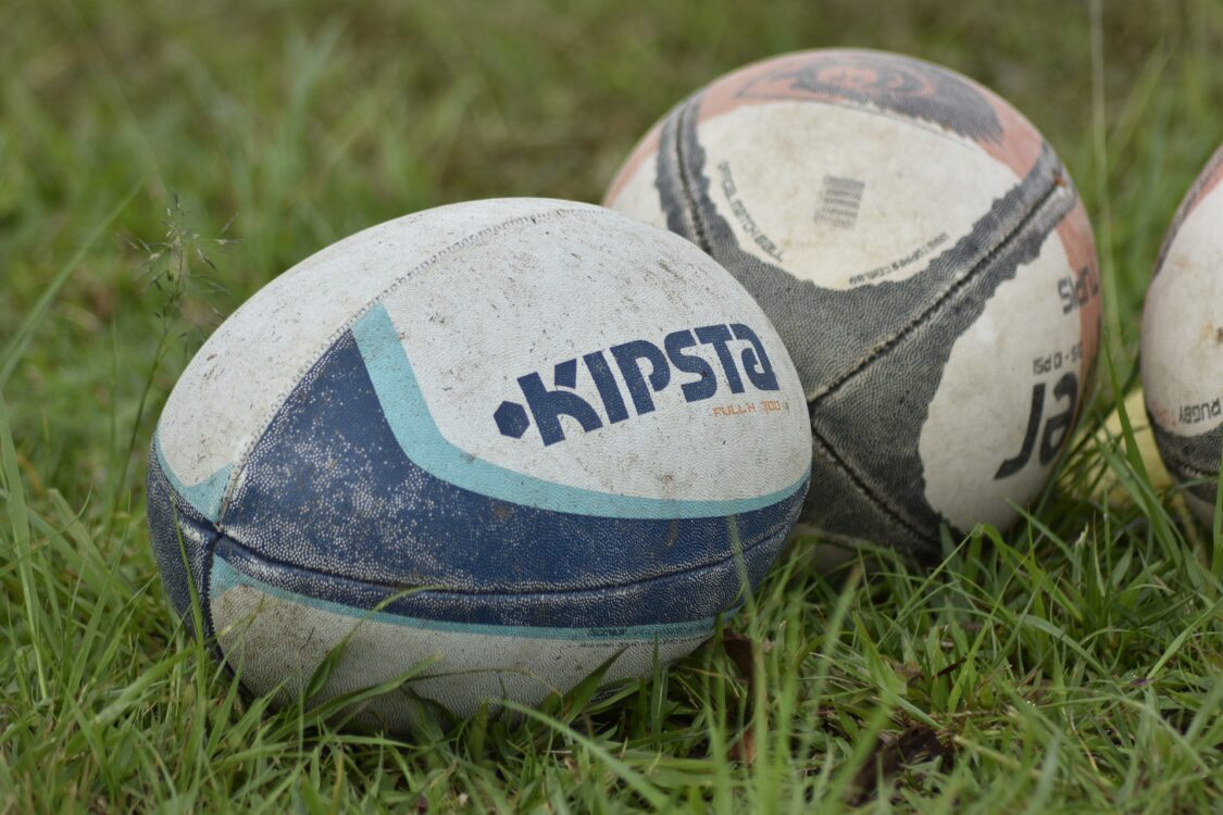 Touch Rugby; a fun and friendly way to keep fit
