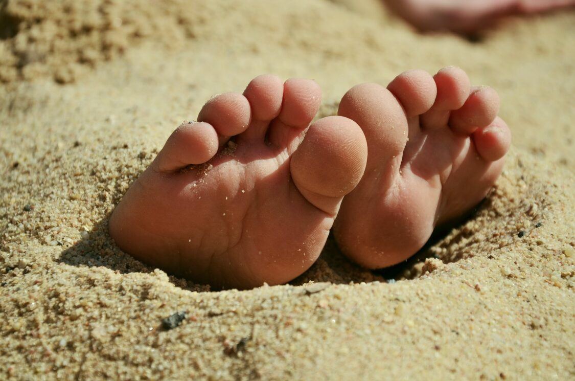 A podiatrist can help you to look after your feet