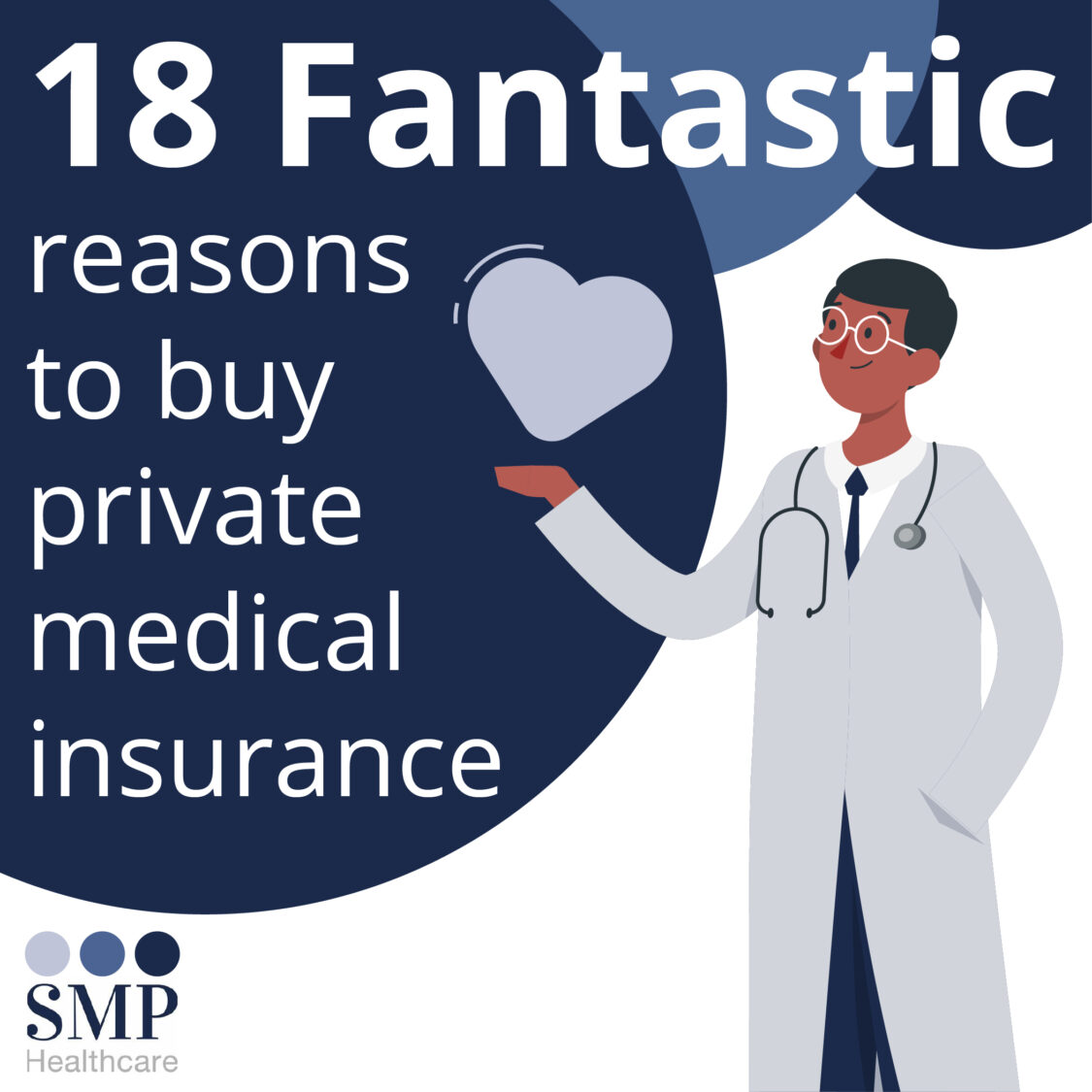 Private medical insurance; 18 fantastic reasons to buy it