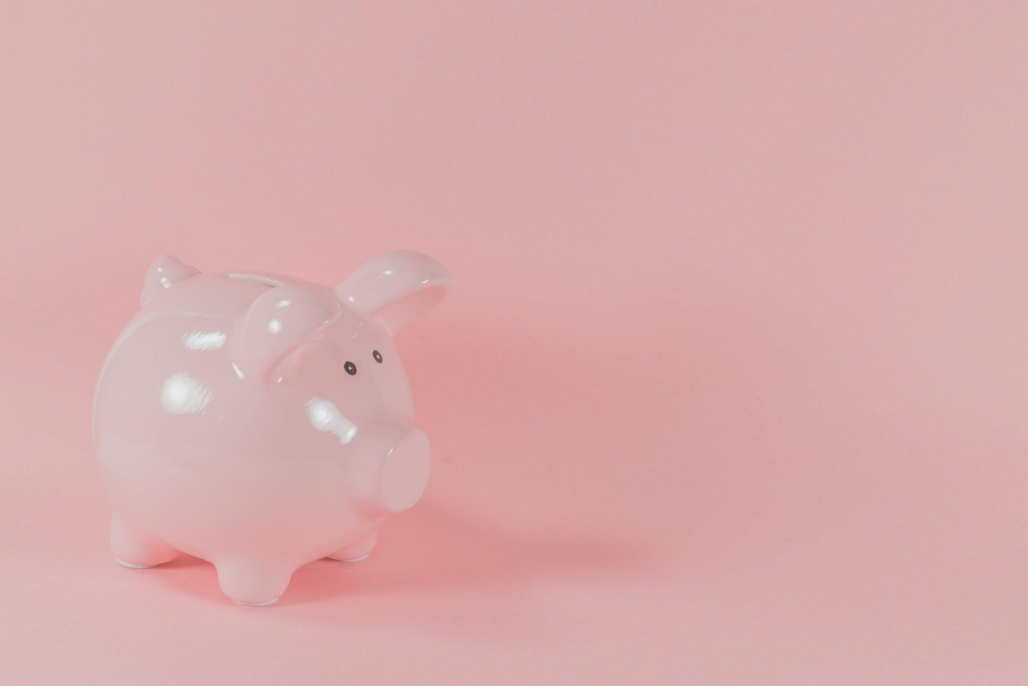 Cash back offer 2021 - Piggy Bank